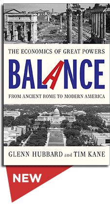 Balance by Glenn Hubbard and Tim Kane
